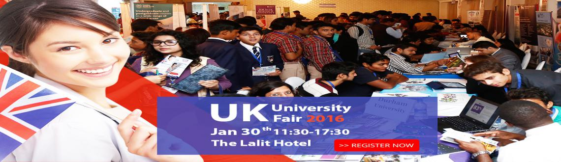 SI-UKs Exclusive UK University Education Fair Delhi