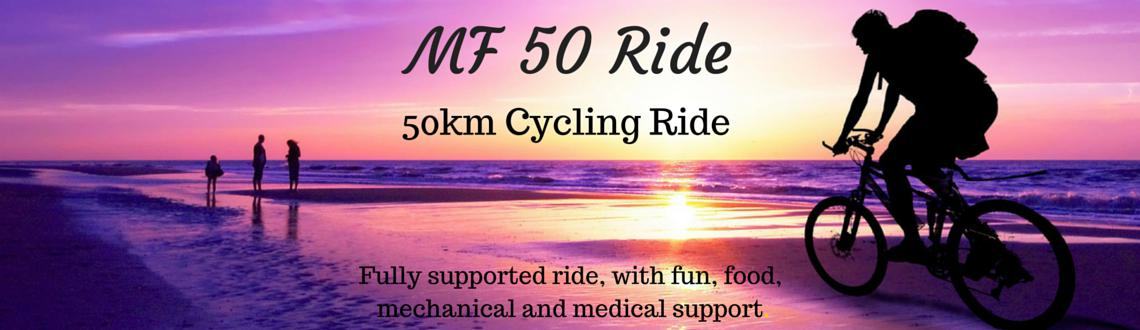 My First 50Km Cycling Ride