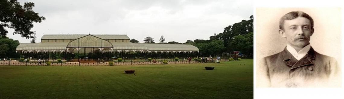Book Online Tickets for Gustav Krumbiegel  Lalbagh., Bengaluru. 