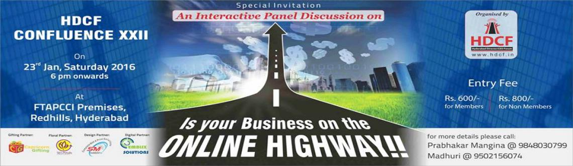Is your business on the Online High-way