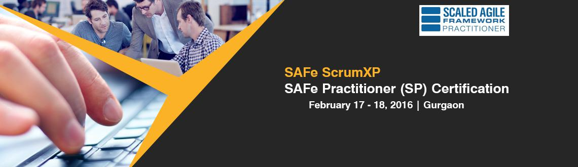 SAFe ScrumXP For SAFe Practitioner (SP) Certification
