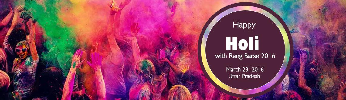 Book Online Tickets for Happy Holi with Rang Barse 2016, Noida. Holi Celebration with Rang Barse Style 2016:  1)  Swimming Pool Unlimited 2)  Rain Dance Unlimited  3)  Organic Colors Unlimited 4)  Water Guns Unlimited  5)  Snacks Unlimited  6)  Soft Drink Unlimite