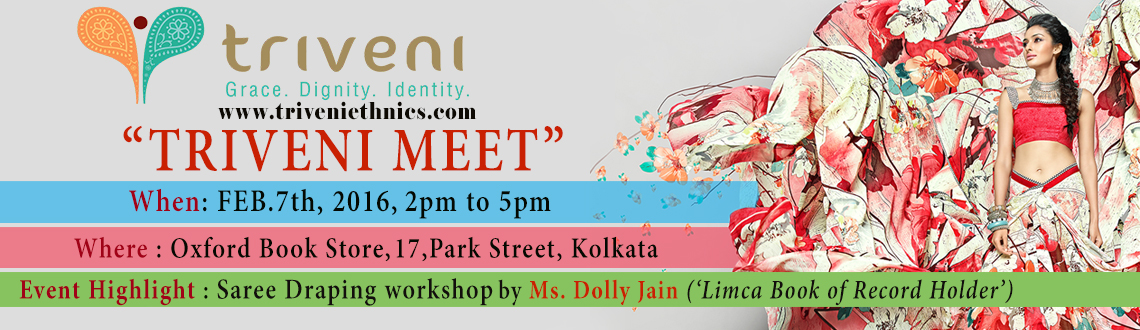 Book Online Tickets for Triveni Meet, Kolkata. Hi,