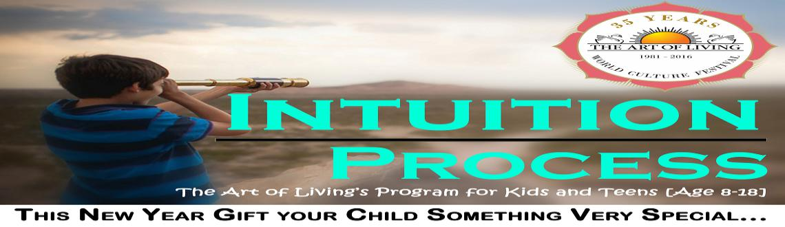 The Art Of Living Intuition Process - Jan 30 And 31, 2016
