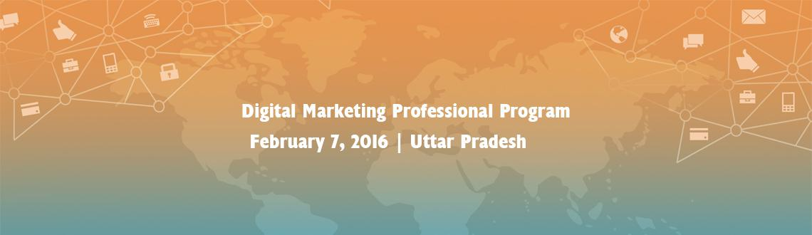 Digital Marketing Professional Program in association with Google, Lucknow, India