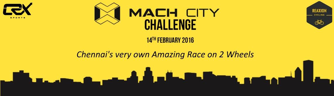 Mach City Challenge - 14th February
