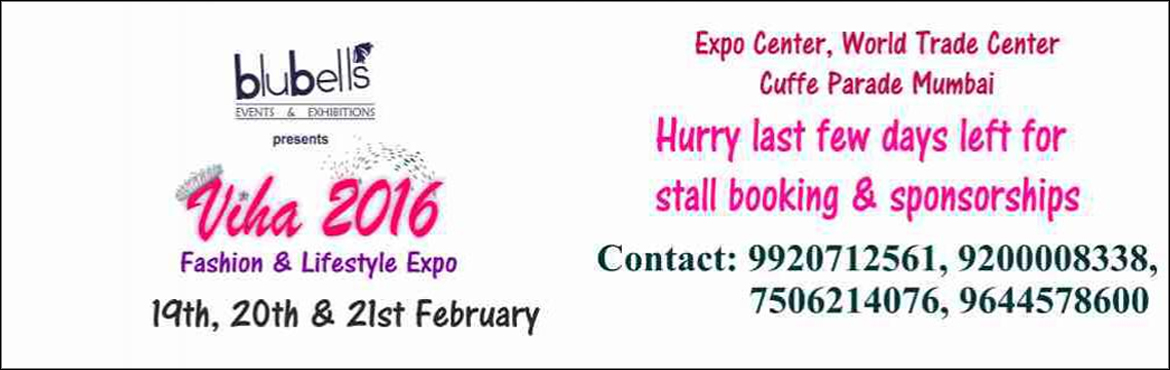 VIHA 2016  A Fashion and Lifestyle Expo