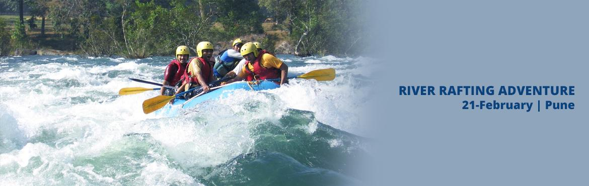 RIVER RAFTING ADVENTURE on 21-February