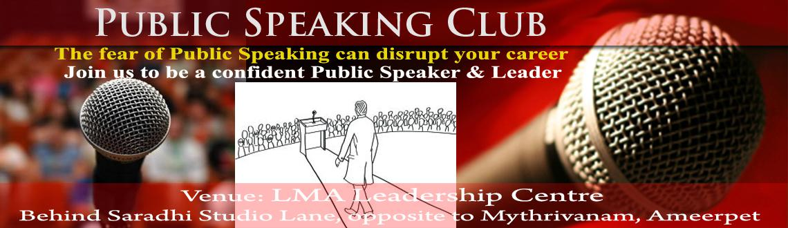 How to be an effective Speaker and Leader