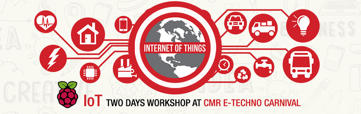 Workshop on Internet of Things ( IoT ) using Raspberrypie - 2 Days