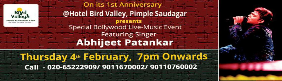 Bollywood live music event in Pimple Saudagar @Hotel Bird Valley, Pune
