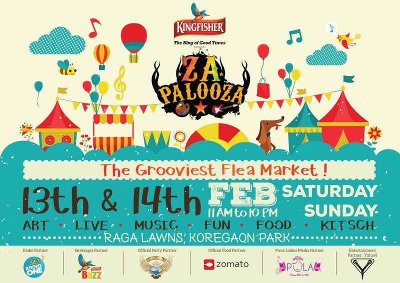 Book Online Tickets for  KINGFISHER presents ZA PALOOZA- PUNES M, Pune. KINGFISHER presents \\\