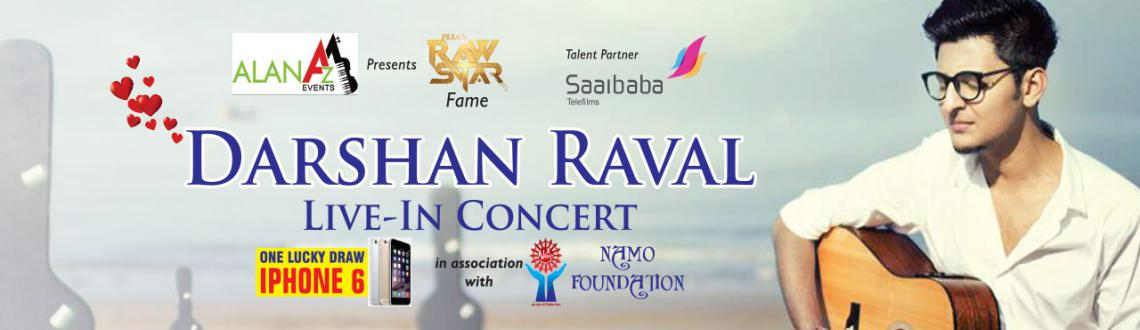 Book online tickets for Darshan Raval Live in Concert Tickets. Let's experience the Darshan Raval's heartthrob performance at Peoples Plaza Grounds, N