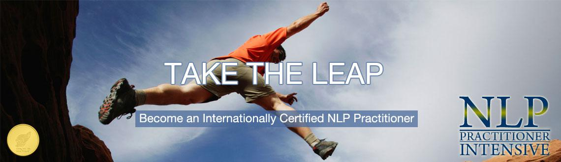 NLP INTENSIVE PRACTITIONER CERTIFICATION
