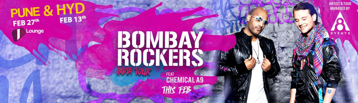 Book Online Tickets for After 8 Events Presents Bombay Rockers L, Hyderabad.