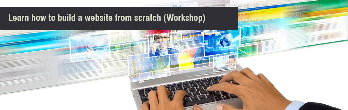 Learn how to build a website from scratch (Workshop)