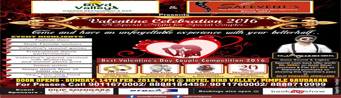 Valentines day party in Pune @Hotel Bird Valley, Pimple Saudagar