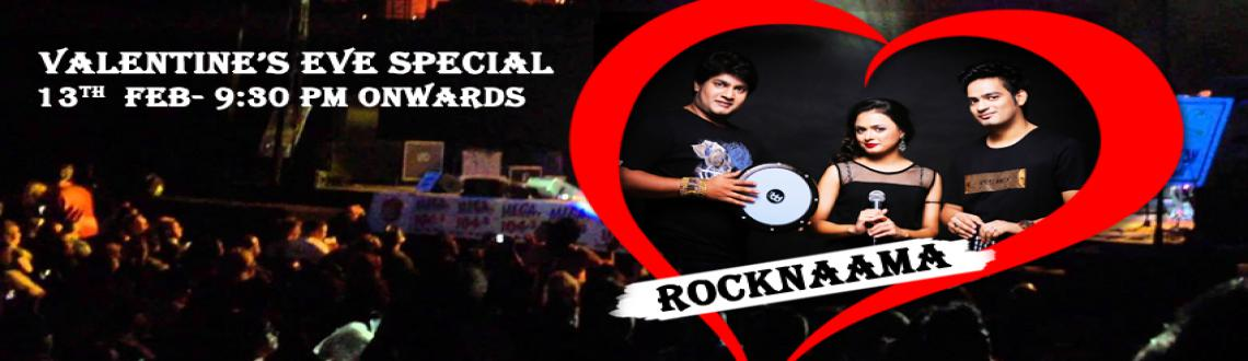 Book Online Tickets for Valentine Eves Special with Rocknaama, Gurugram. Impromptu is back with Rocknaama Band on Valentine's Eve to make your evening special. Be ready to get mesmerized by the soothing melodies of the lead singer, Shaheen Salmani on 13th Feb. from 09.30 PM onwards. Call us to make reservations: +91
