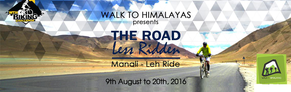 Manali to Leh Cycling Ride