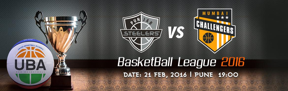 UBA Season 2 - Punjab Steelers Vs Mumbai Challengers
