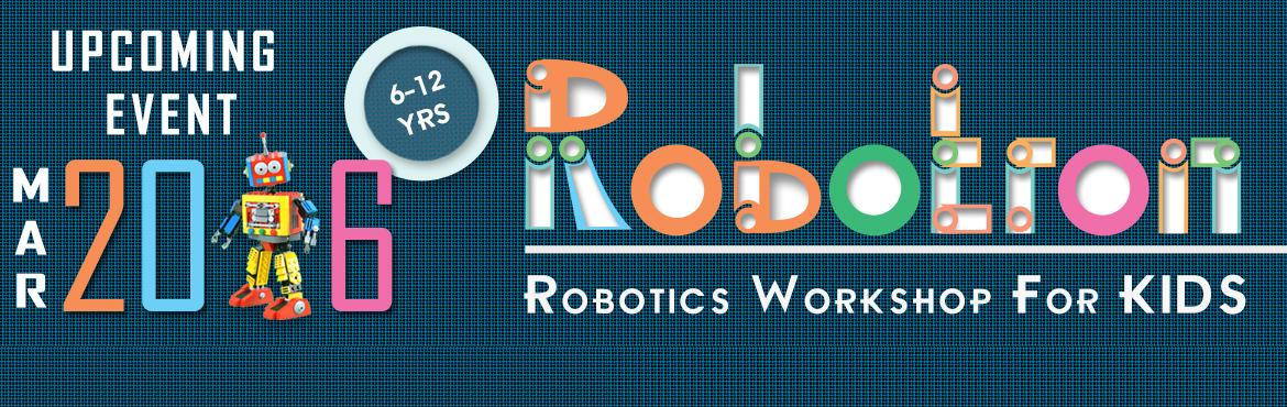 RoboTron - Robotics Workshop for kids