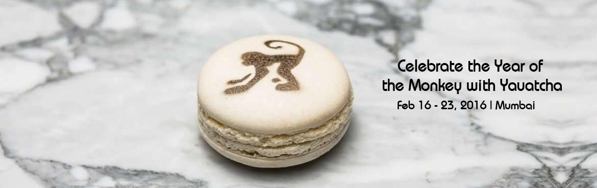 Book Online Tickets for Celebrate the Year of the Monkey with Ya, Mumbai. Yauatcha Mumbai is bringing in the Year of the Monkey with a month long celebration featuring an exclusive menu, limited edition macarons, and festive décor. Keeping in mind the qualities associated with the Year of the Mon