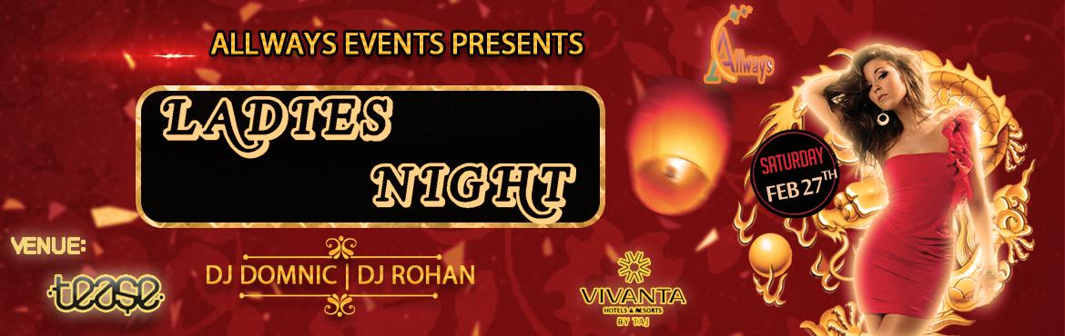 Ladies Night with Fashion Show at Taj Vivanta
