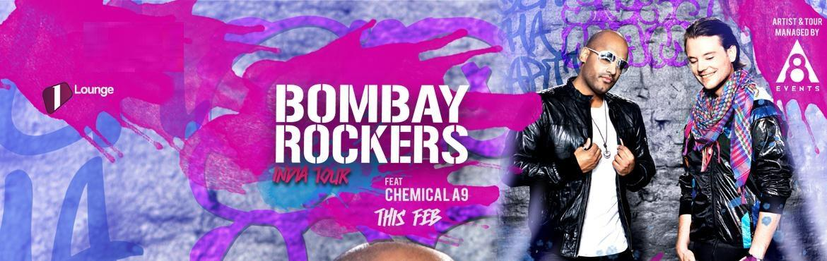 After 8 Events Presents Bombay Rockers Live In India - Mumbai