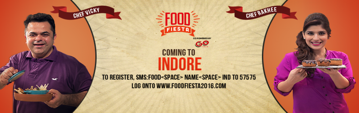 Living Foodz Food Fiesta - Indore