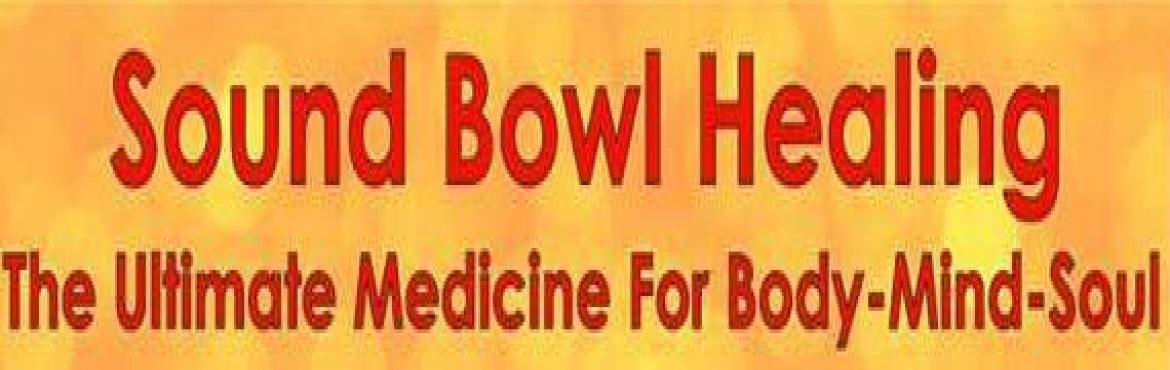 Book Online Tickets for Sound Bowl Healing- An Introduction to a, Bengaluru. Did you know that you can literally be out of tune like an instrument or a singer? Did you know that this is one of the reasons you feel ill at ease? Find the easiest way to be at ease with yourself and your body. Welcome to the most amazing vibratio
