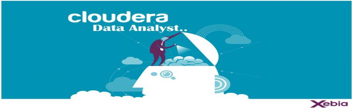 Cloudera Data Analyst Training |Gurgaon| 03-06 March