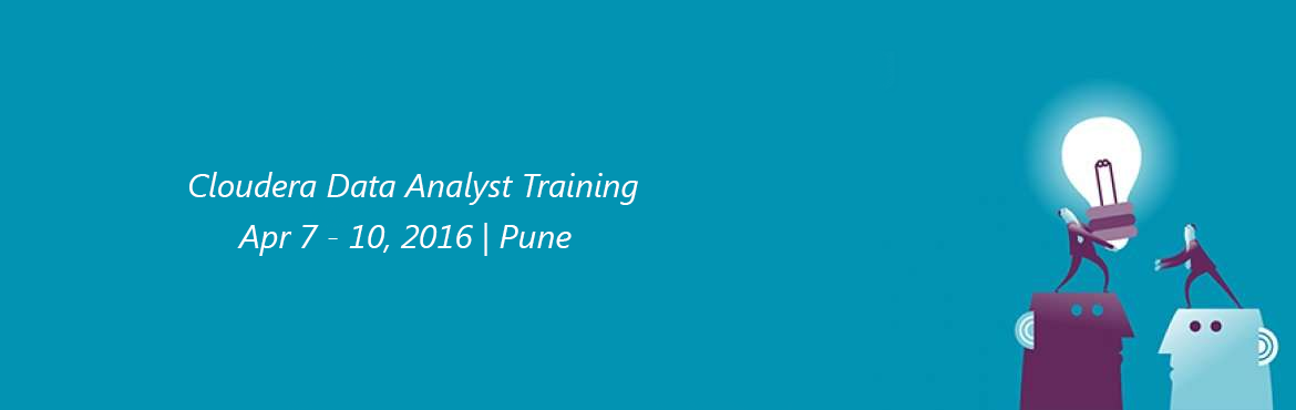 Book Online Tickets for Cloudera Data Analyst Training |Pune| 07, Pune. Cloudera Data Analyst Training This four days hands-on data analyst training, focusing on Apache Pig and Hive and Cloudera Impala, will teach you to apply traditional data analytics and business intelligence skills to Big Data. Learn the tools data p