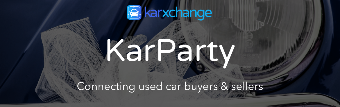 KarParty - Connecting Used Car Buyers and Sellers