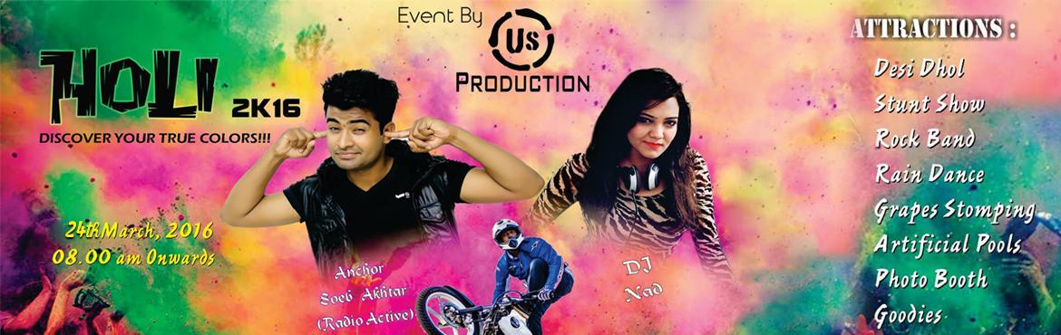 Book Online Tickets for Holi Carnival 2k16, Ahmedabad. dj nad - hyd based dj. Inhouse dj at cocktails hyderabad , dj pearl – from kolkatta   Special Attractions:   Rain dance & Dj  Desi dhool  Bike stunts  Goodies  prizes  Emcee