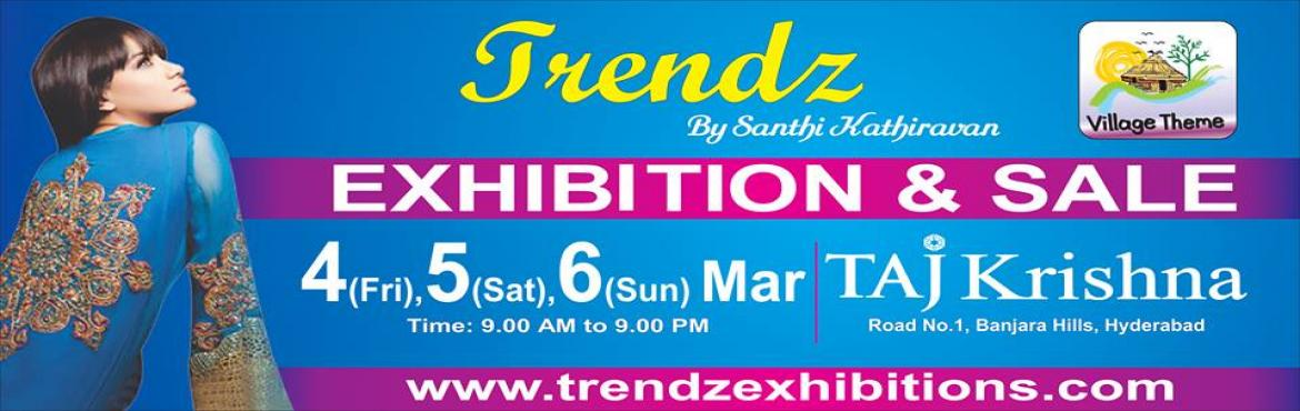 Trendz Exhibition and sale