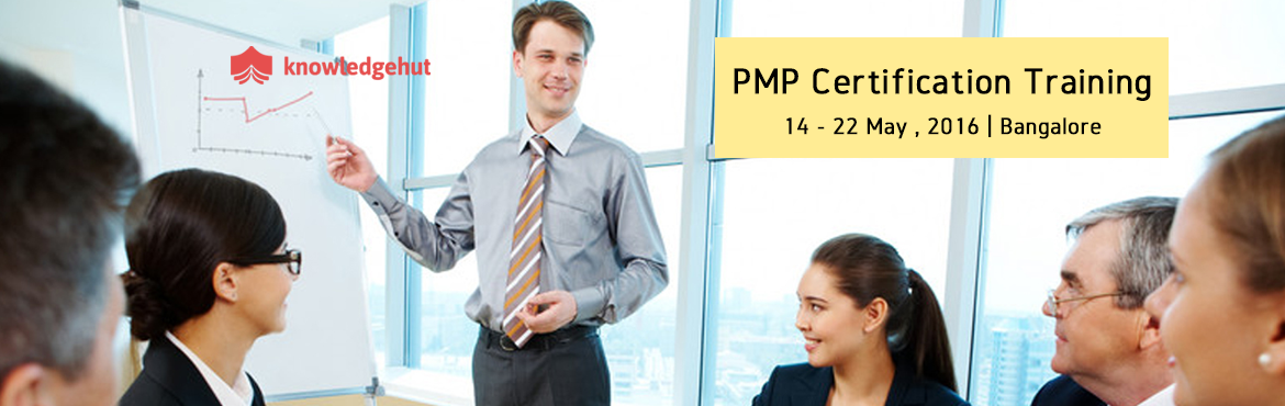 Book Online Tickets for PMP Certification Training Course in Kol, Bengaluru. http://www.knowledgehut.com/project-management/pmp-certification-training-kolkata  Overview:  Project Management Professional (PMP)® certification is the most distinguished professional qualification for project managers offered by Pr