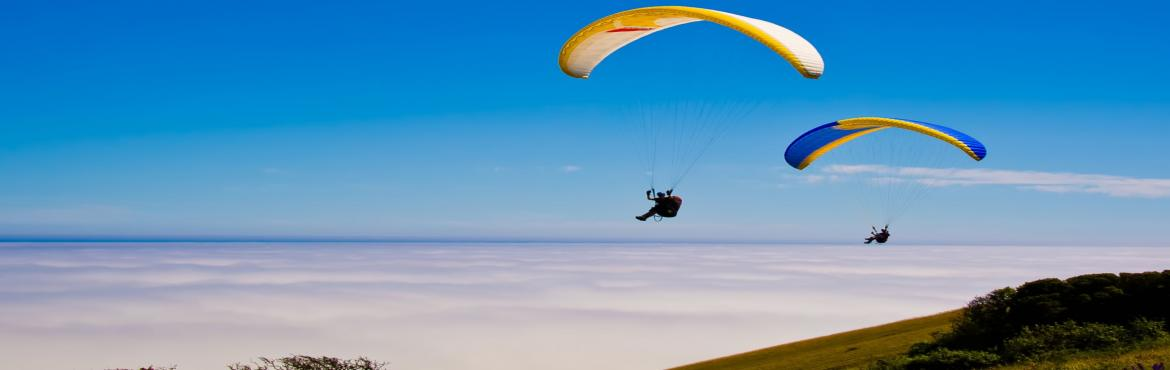 Courses on Paragliding in Kamshet
