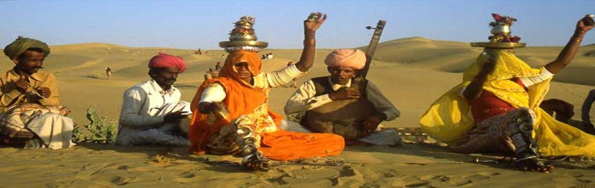Book Online Tickets for Jaisalmer- Desert Safari, NewDelhi. Contact +91 77994 40242 Enjoy Desert Safari in Jaisalmer.  Thar Desert of Rajasthan & Deset Safari there is going to be an experience in itself. One can imagine the thrill of wandering in sand sea & enjoying the glorious safri.  Thi