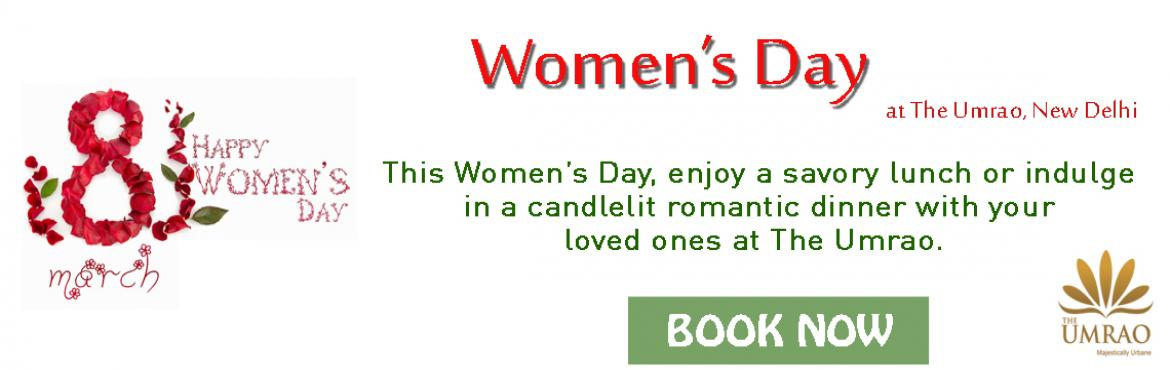 Book Online Tickets for Woman Day Celebration, NewDelhi.    IMFL DETAILS:   whisky, bacardi, smirnoff / Fuel, budweiser / k/f premium, red & white wine subject to aviailability   MENU ATTACHED   Valid on 8th of March, 2016 lunch & dinner   Timings:   Lunch – 12:30PM to 3:30PM   Dinner - 07:00