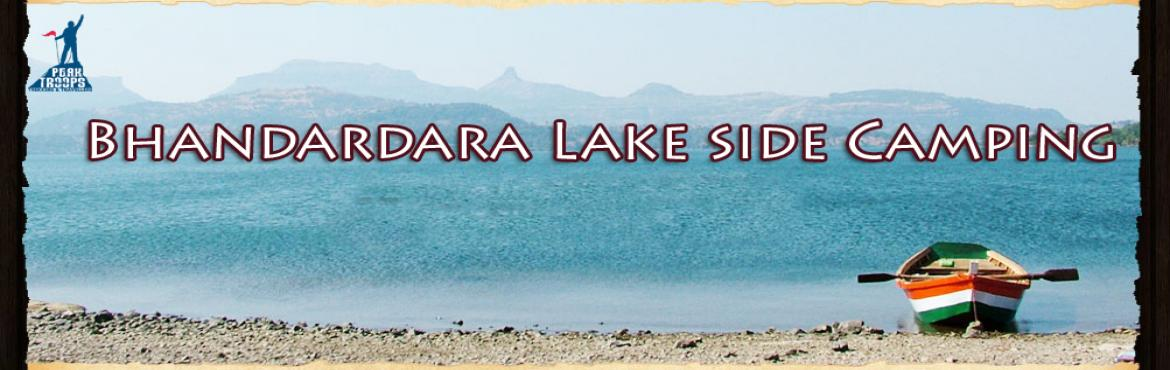 Bhandardara Lake side Camping on  12-13th March. 2016.