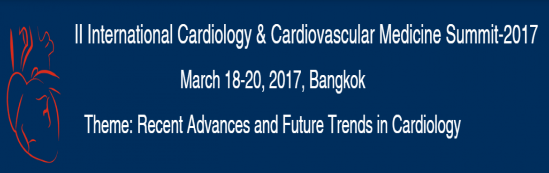 International Cardiology and Cardiovascular Medicine Summit-2017