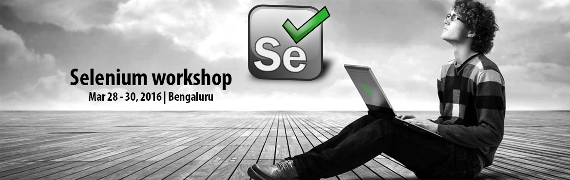 Selenium workshop for Bangalore