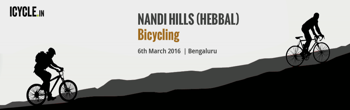 NANDI HILLS (HEBBAL) Bicycling Event