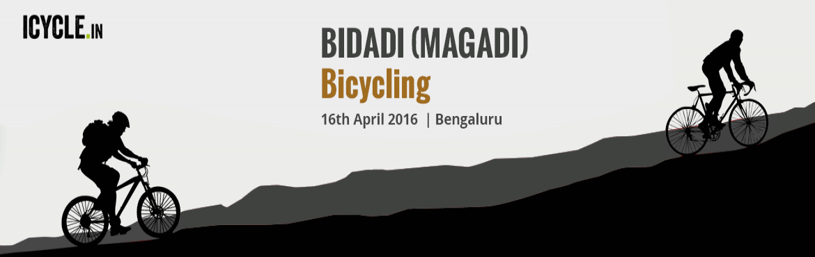 BIDADI (MAGADI) Bicycling Event 16-APR-2016