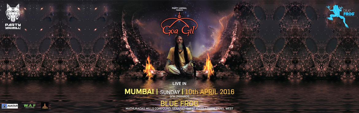 The LEGEND - GOA GIL - Live  IN MUMBAI