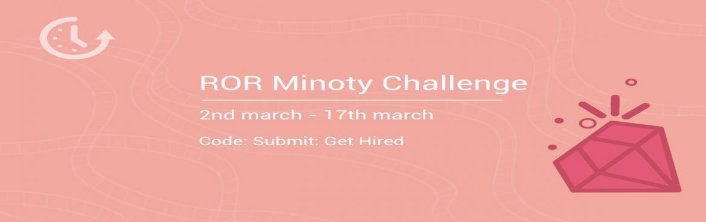 ROR Challenge