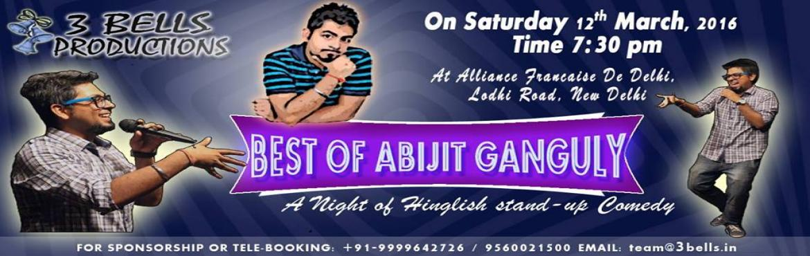 Best of Abijit Ganguly