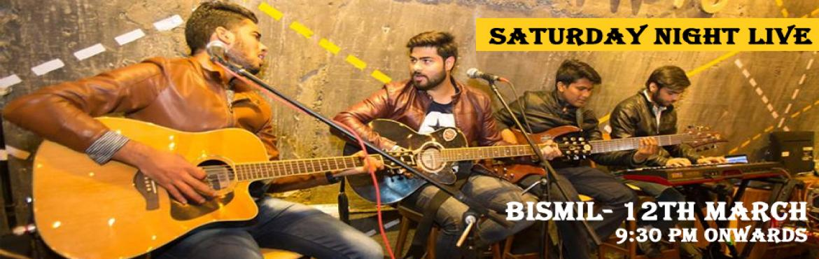 Book Online Tickets for  Saturday Night: Live Performance by Bis, Gurugram. Impromptu is back with live performance of Bismil – The Band on 12th March, 2016 from 09.30 PM onwards. Make a plan to enjoy soulful Sufi music & Bollywood hit dancing numbers on this Saturday. Free entry for everyone. Call us to make the r