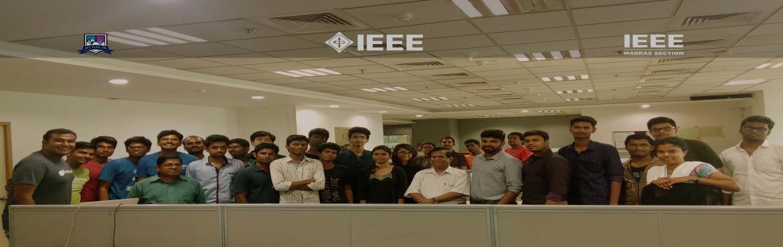 IEEE Chennai Hub Congress 2016