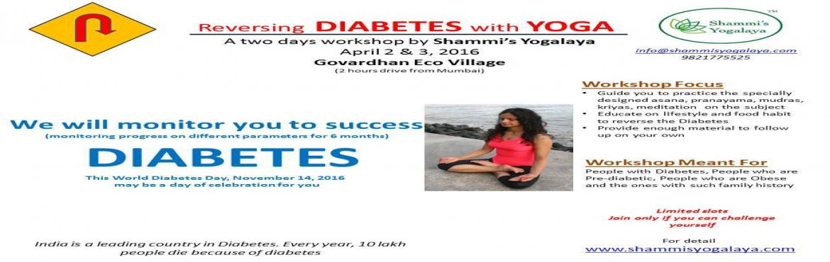Reversing Diabetes Through YOGA